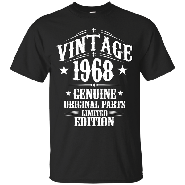 1968 Shirts Vintage 1968 Genuine Original Limited Edition T-shirts Hoodies Sweatshirts - Blue Fox