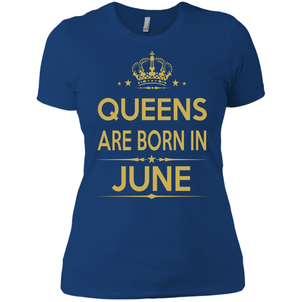 Queens Are Borns In June Birthday T shirts Hoodies
