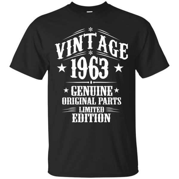 1963 Shirts Vintage 1968 Genuine Original Limited Edition T-shirts Hoodies Sweatshirts - Blue Fox
