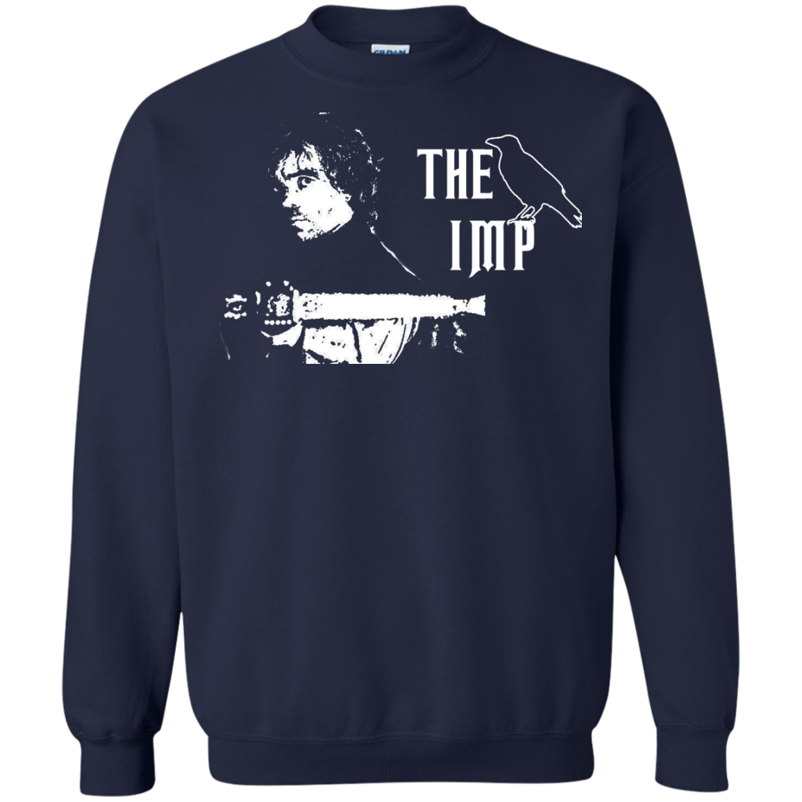 The Imp Tyrion Lannister Game Of Thrones T shirts Hoodies Gifts Clothing Items - Blue Fox