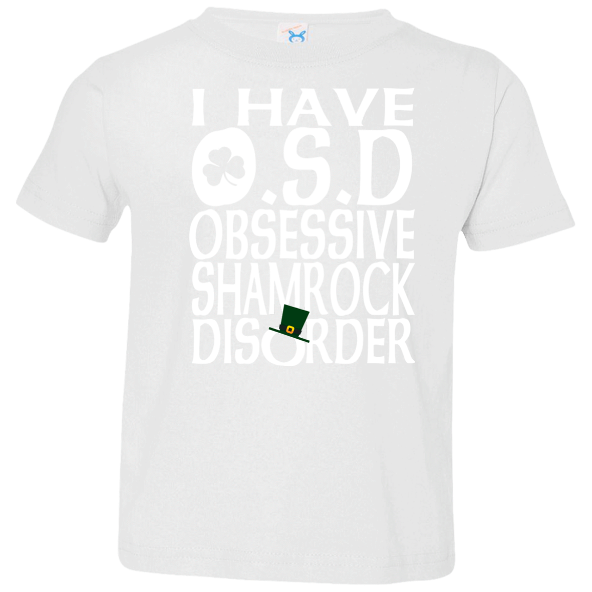 Shamrock Obsessive Disorder Irish St Patricks Day Clothing St Patrick's Day Shirts Hoodies For Women And Men - Blue Fox
