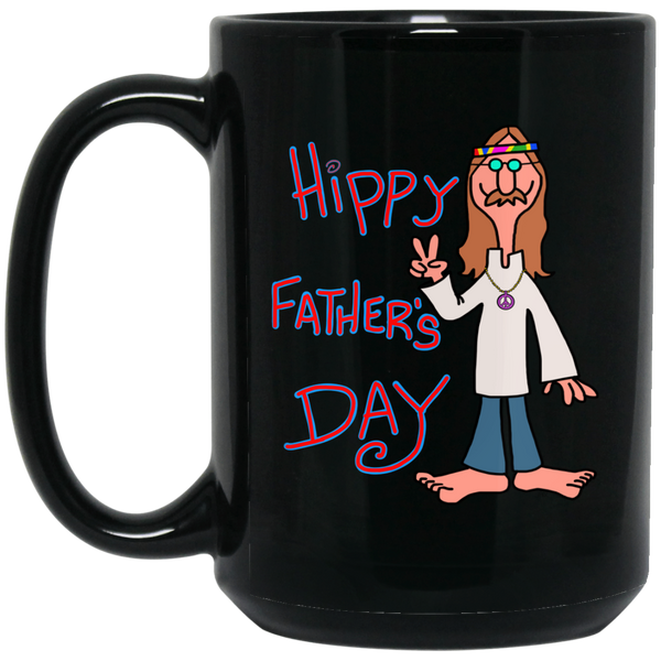 Father Day Gifts Mug Hippy Father's Day! Coffee Mug Tea Mug