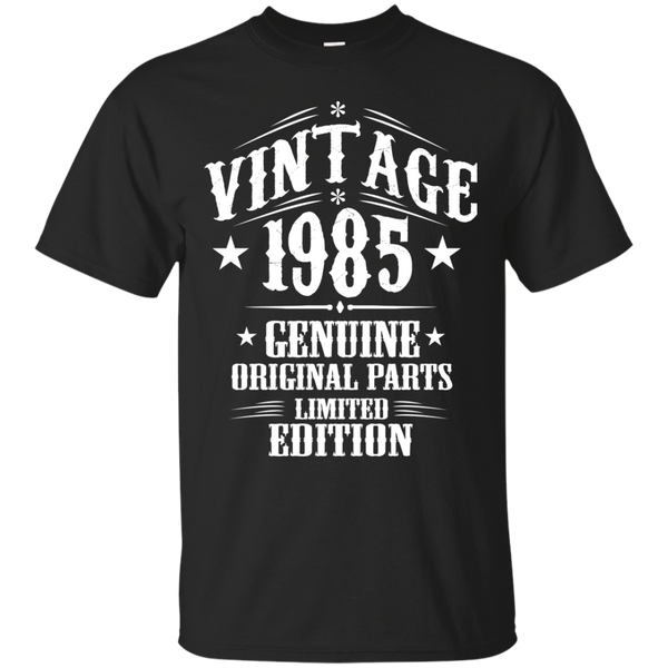 1985 Shirts Vintage 1985 Genuine Limited Edition T-shirts Hoodies Sweatshirts - Blue Fox