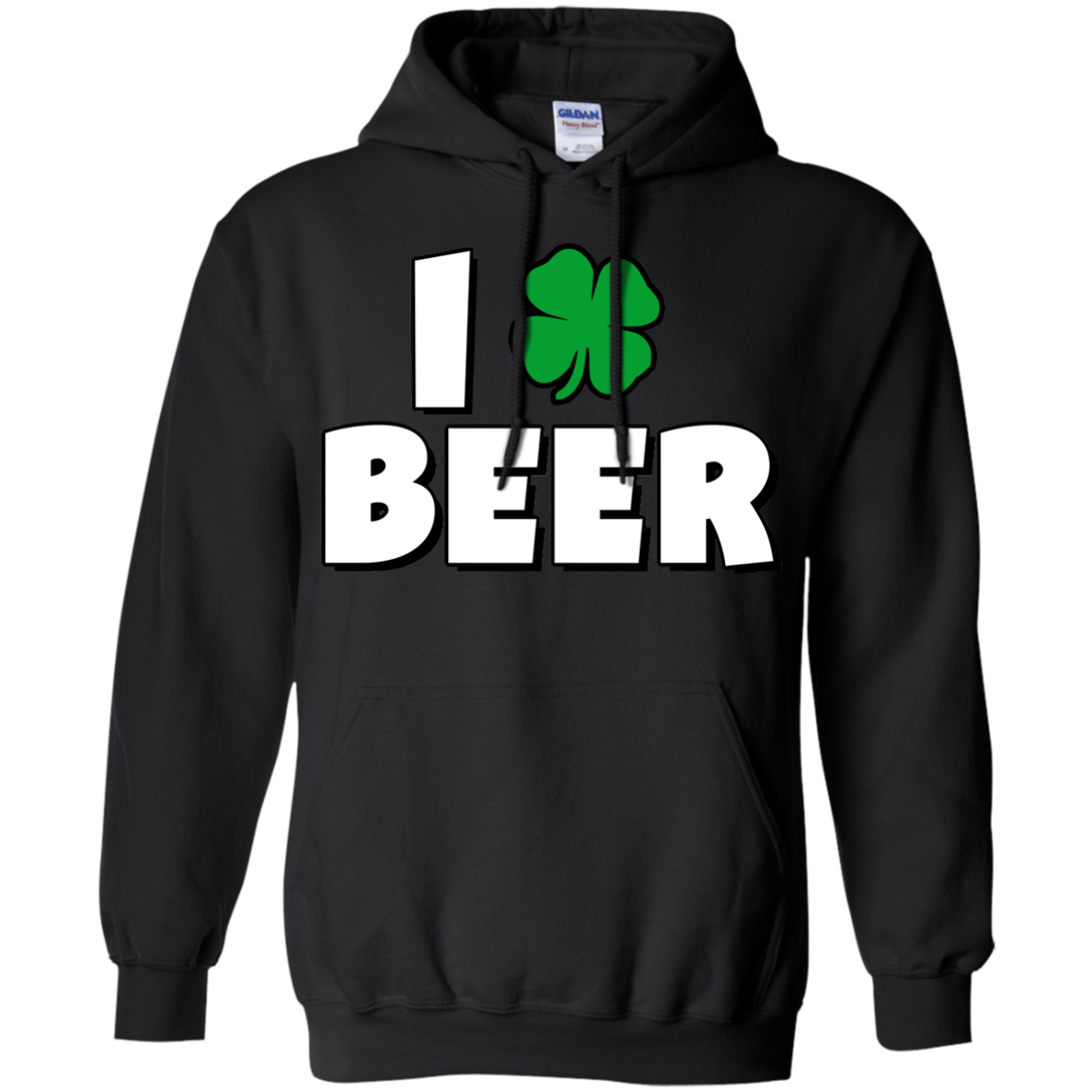I Clover Beer St Patrick Day Clothing St Patrick's Day Shirts Hoodies