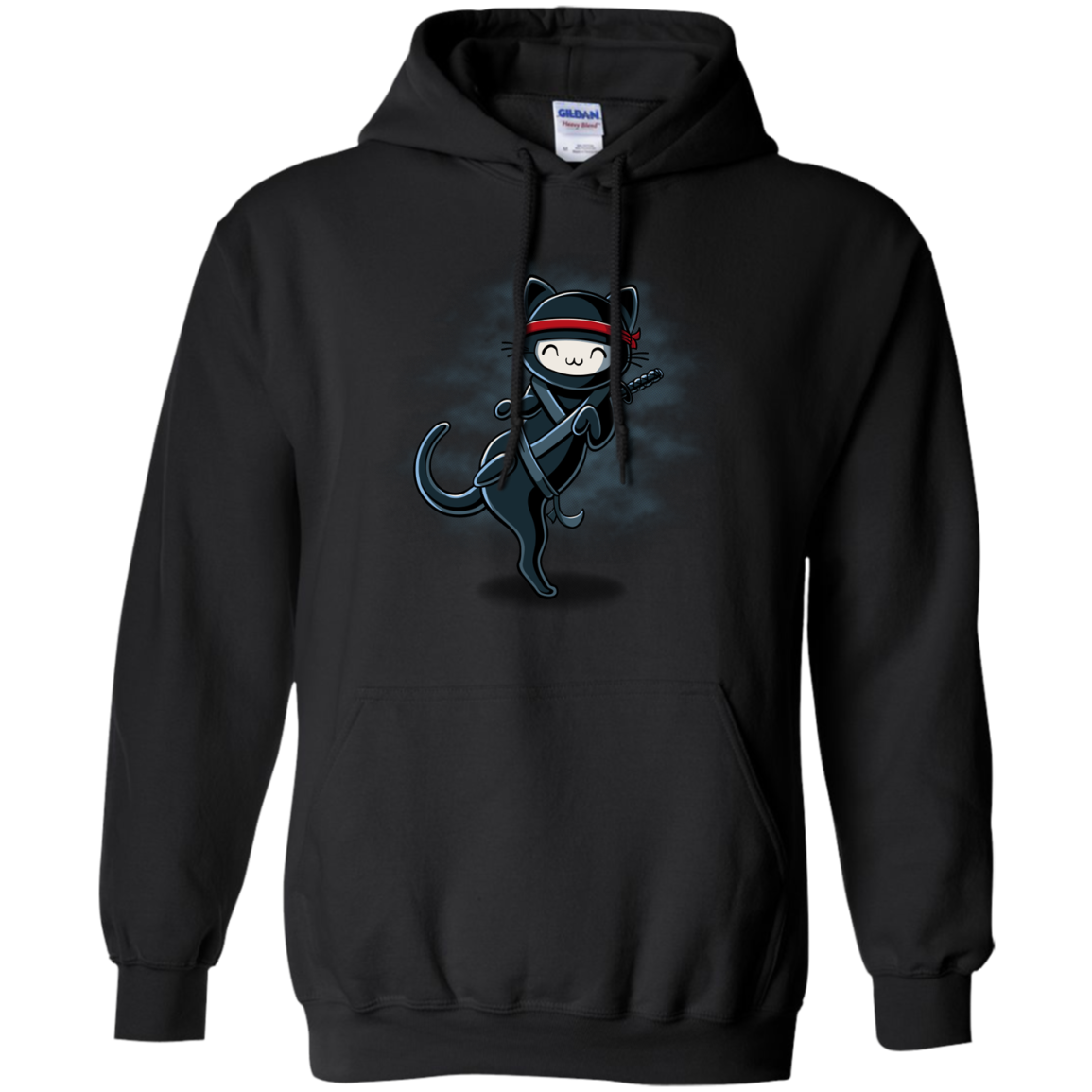 Ninja Cat Cool Cat T shirts Hoodies Gifts For Cat Lovers