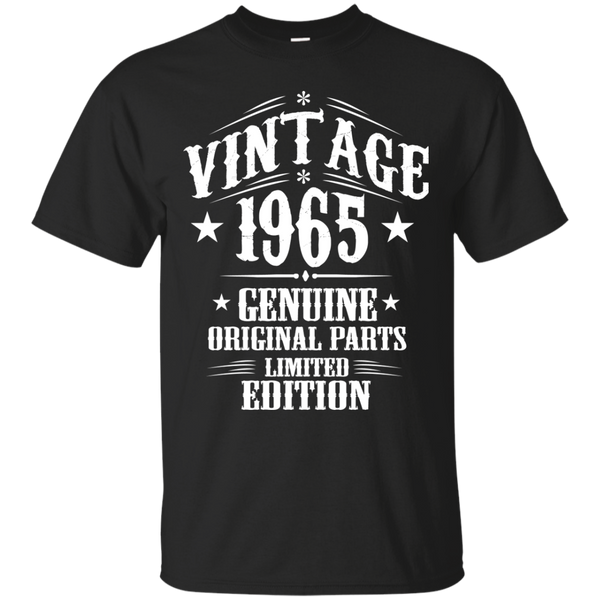 1965 Shirts Vintage 1968 Genuine Original Limited Edition T-shirts Hoodies Sweatshirts - Blue Fox