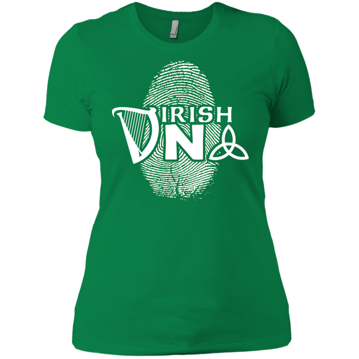 Irish DNA St Patrick Day Clothing St Patrick's Day Shirts Hoodies For Men And Women - Blue Fox