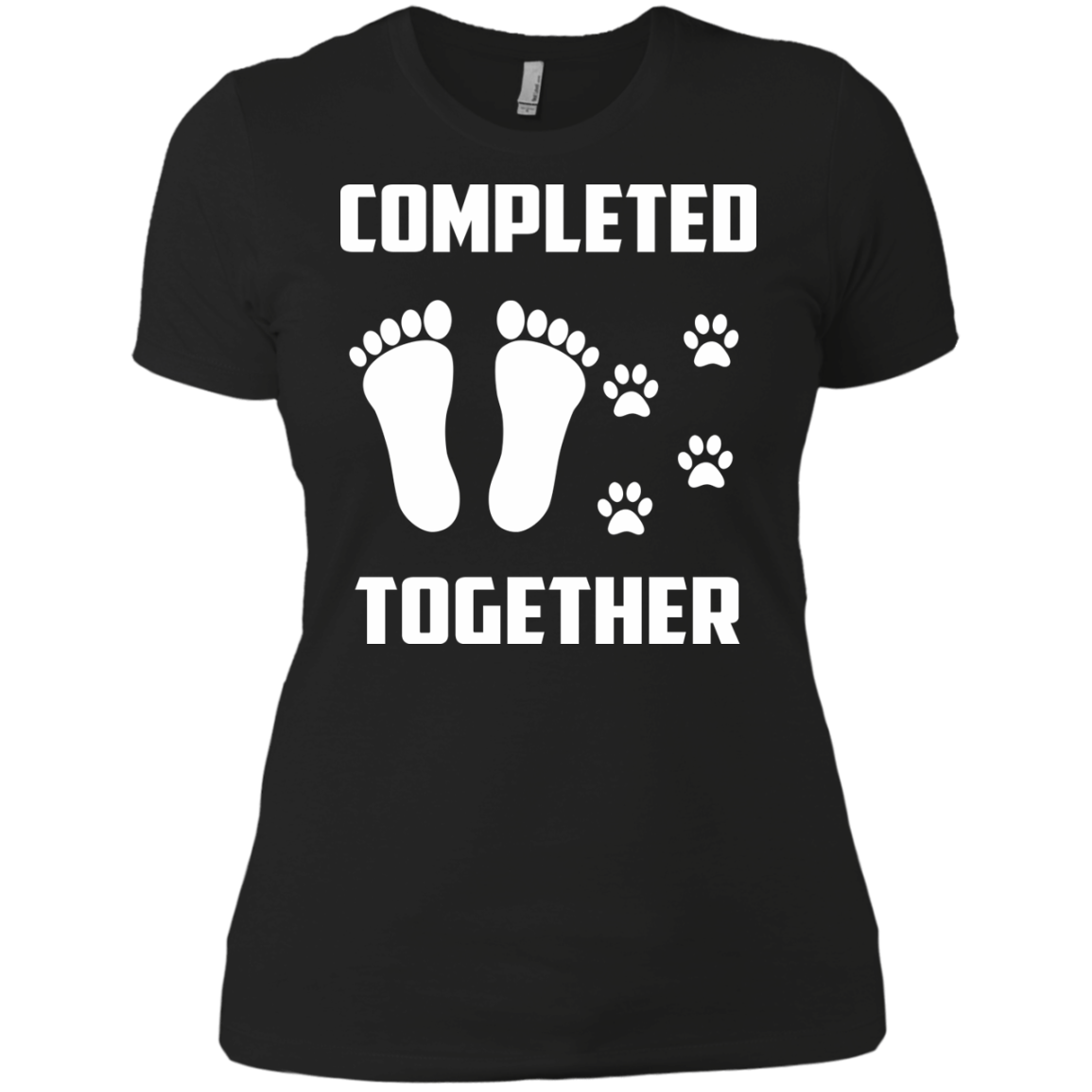 Dog Lover T-Shirts Hoodies Completed Together - Blue Fox
