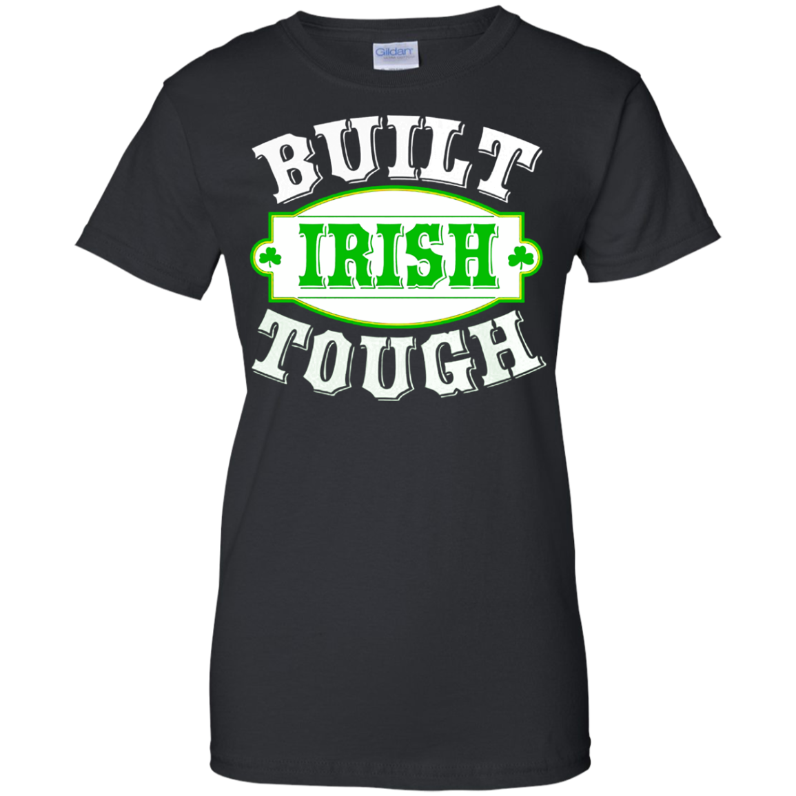 Irish Built Tough Cool St Patrick Day Clothing St Patrick's Day Shirts Hoodies For Men And Women - Blue Fox