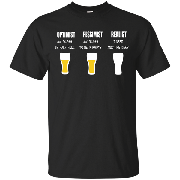 Beer T-Shirts Hoodies Realist I Need Another Beer - Blue Fox