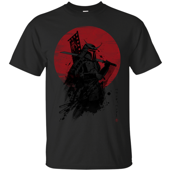 Star War shirts Samurai T-shirts Hoodies Sweatshirts - Blue Fox