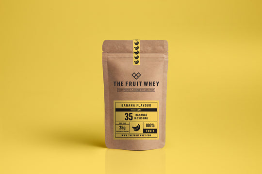 BANANA FRUIT WHEY