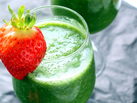 A Better Breakfast  - Detox w/ Smoothies to Get Supercharged