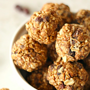 Oatmeal Raisin Bites