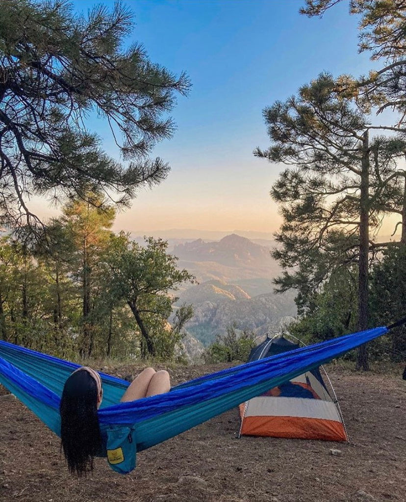 5 Ways To Leave No Trace When Hammock Camping