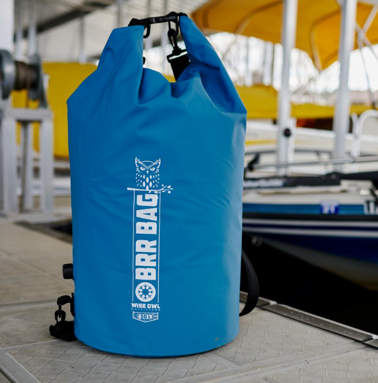 Keep Your Food & Drinks Cool In Our NEW Brr Bag