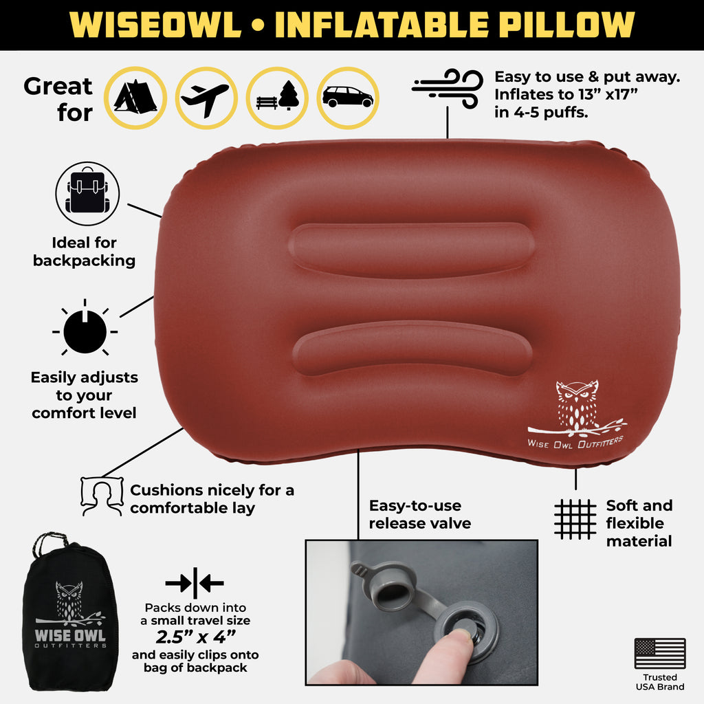 Inflatable Red