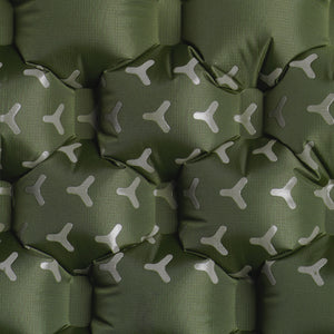 Olive Bubble Sleeping Pad