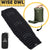 Black Wavy Sleeping Pad