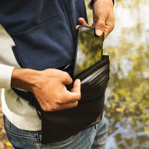 Waist Bag and Phone Case