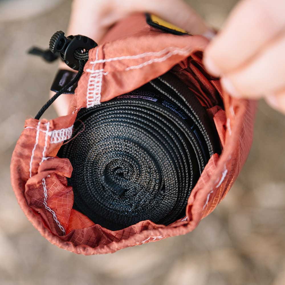 Featherlight Rust Hammock Gear Bag