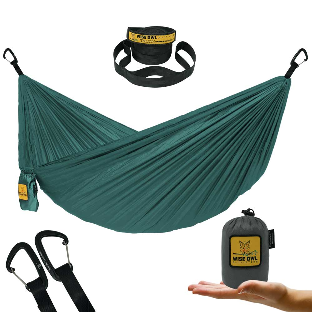 Featherlight Green Hammock