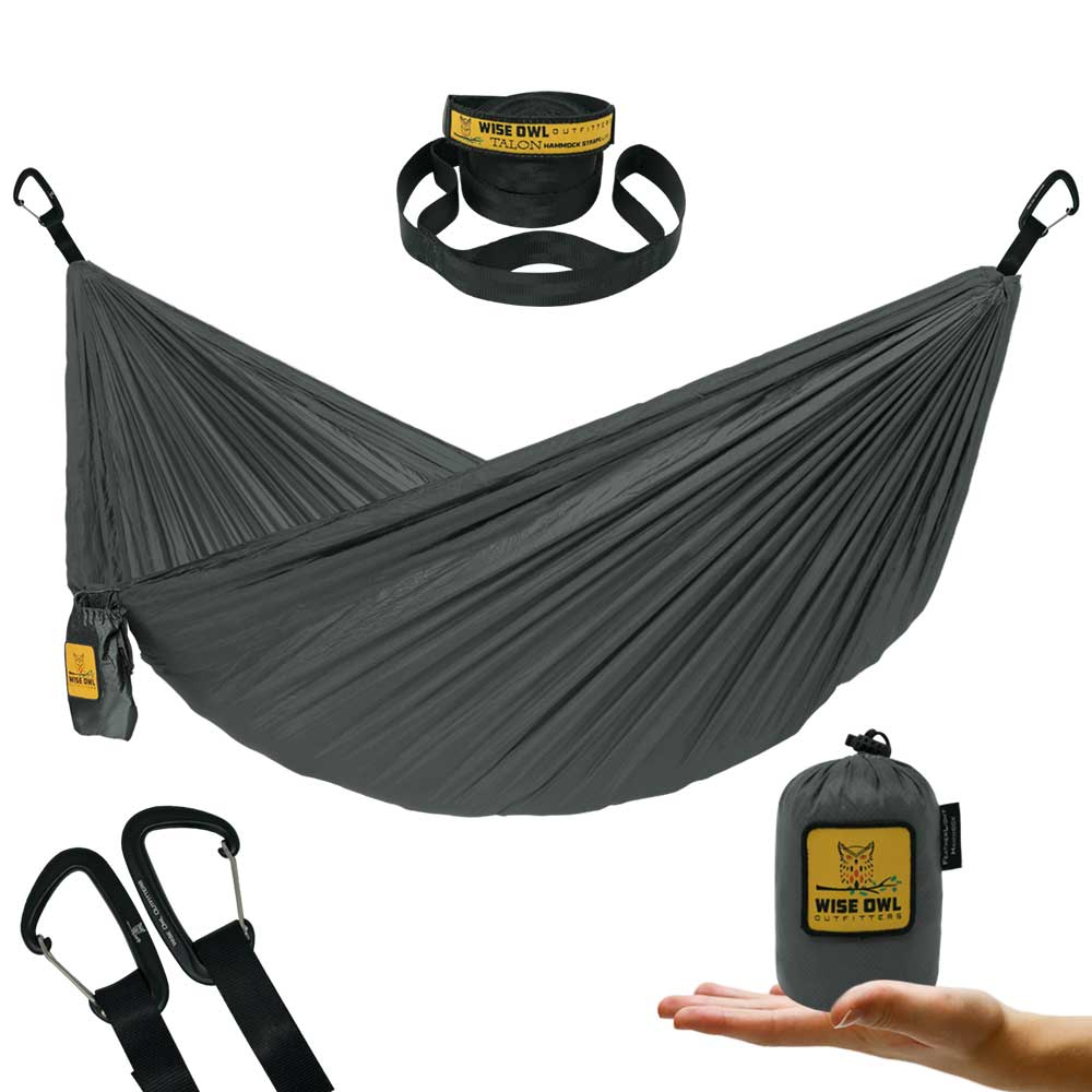 Featherlight Grey Hammock