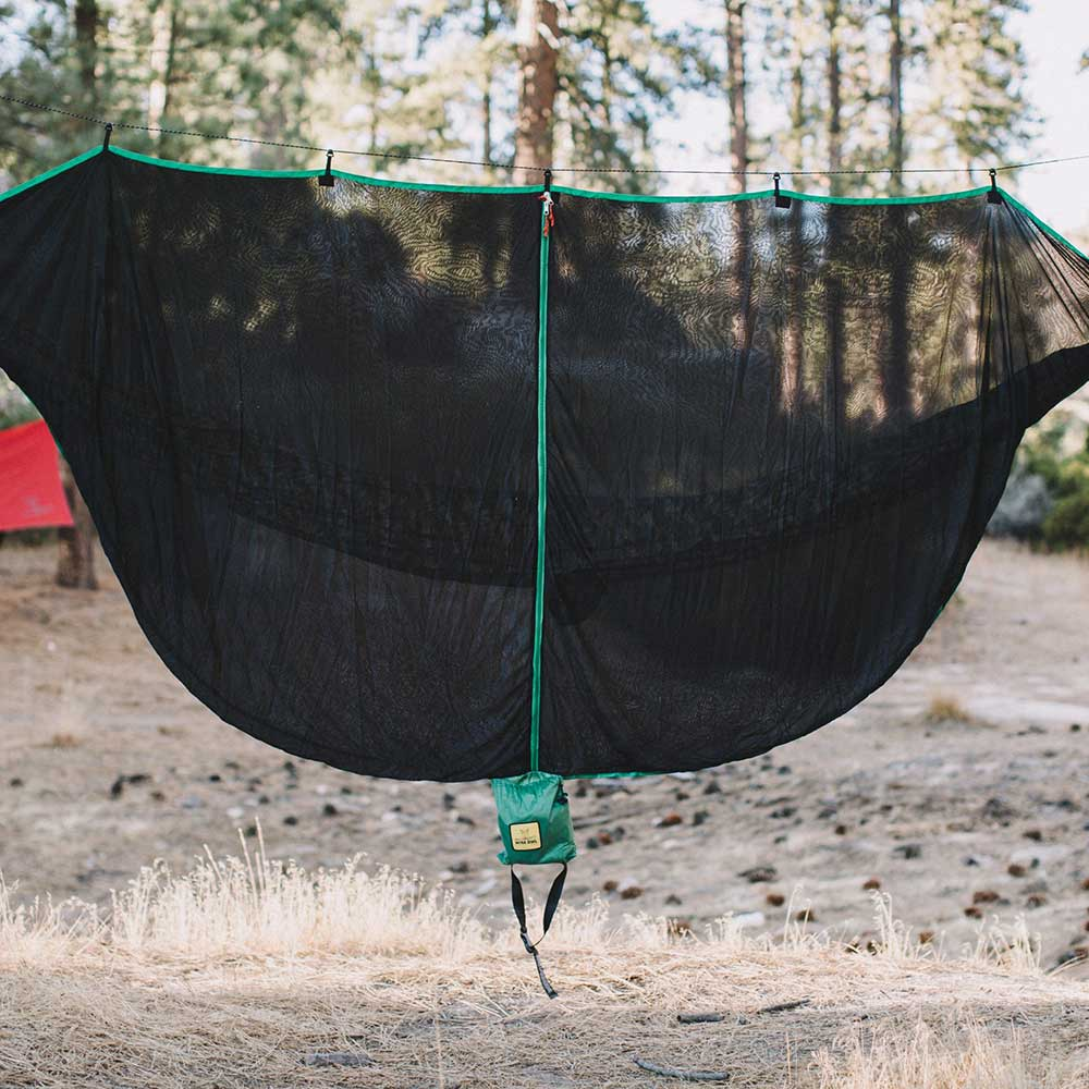 Black & Green SnugNet BugNet