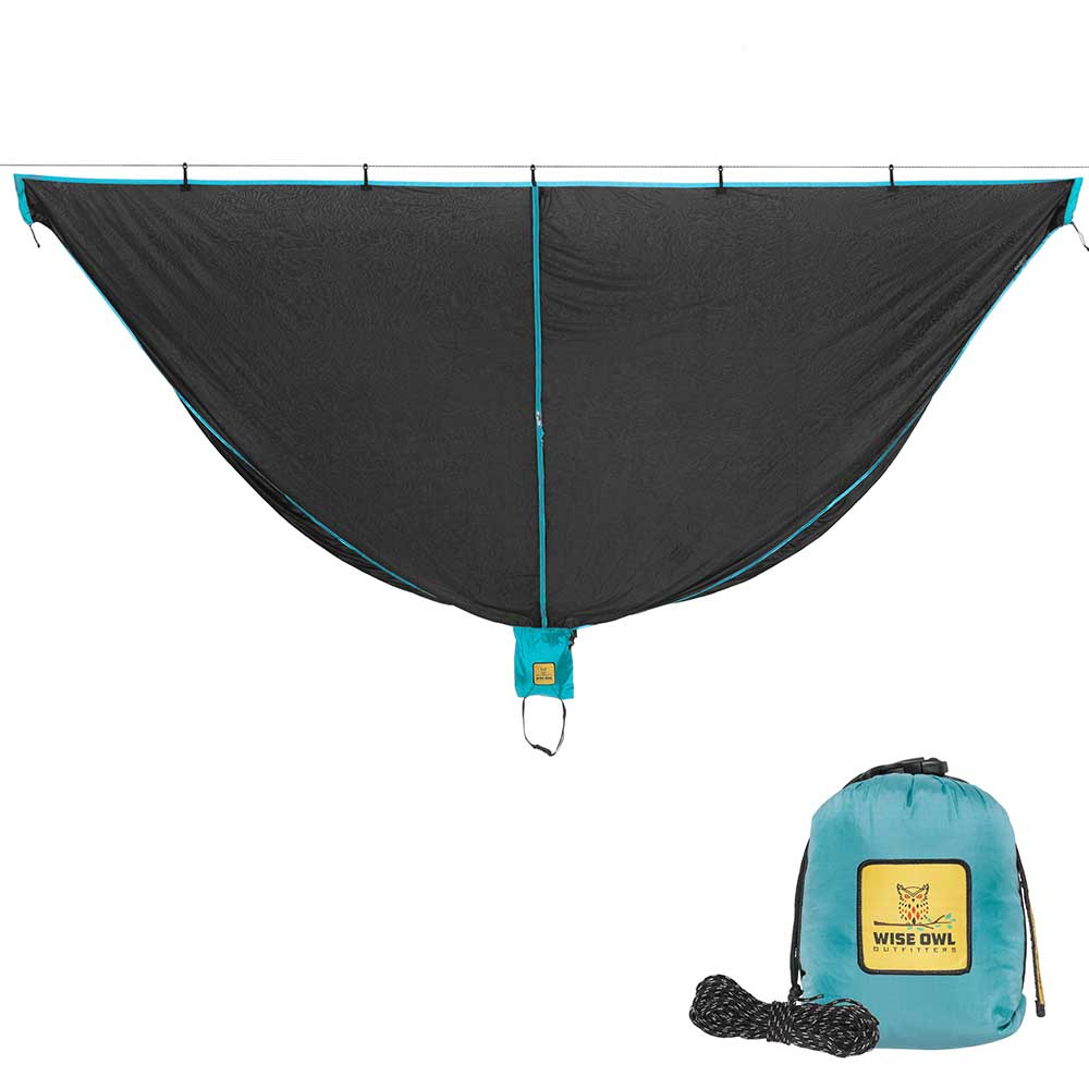 Black & Blue SnugNet Bug Net