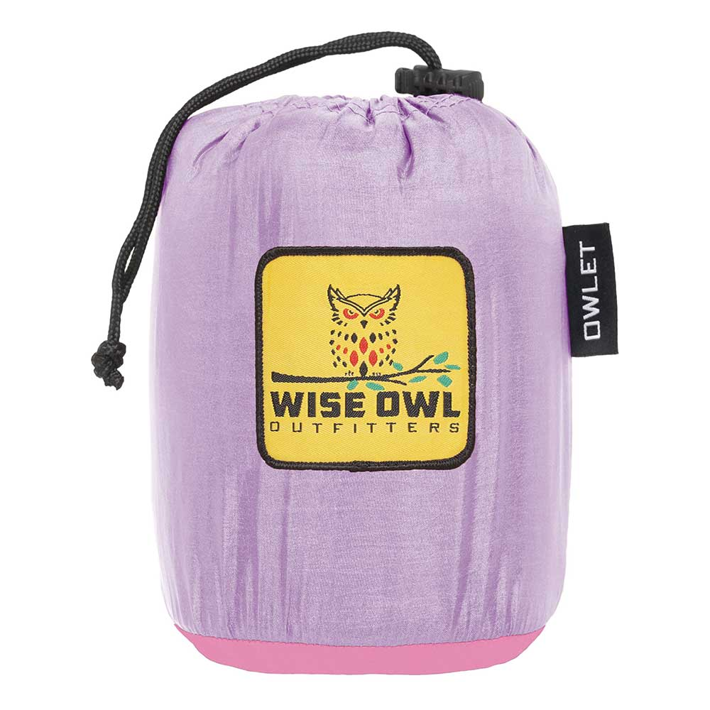 Lavender & Pink hammock carrying bag