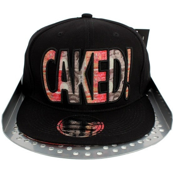 State Property Caked Currency Snapback