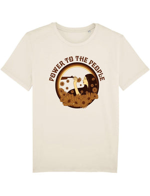 Power to the People - women's tee