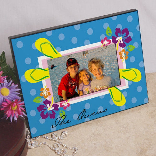 Personalized Celebrate Summer Frame