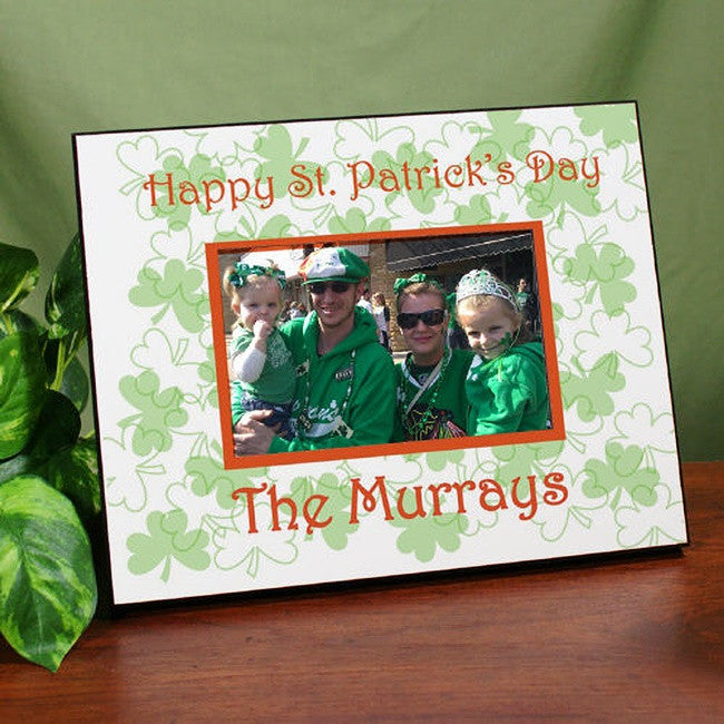Personalized Irish Frame