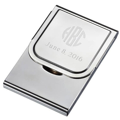 Engraved business card cases arew large size business card case personalized colourmoves Images