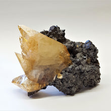 Load image into Gallery viewer, Calcite with Sphalerite