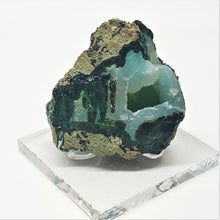 Load image into Gallery viewer, Chrysocolla with Malachite