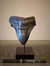 Load image into Gallery viewer, Megalodon Shark Tooth