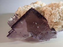 Load image into Gallery viewer, Barite on Fluorite