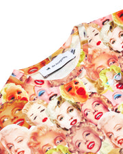 """MASK OF MARILYN"" STRETCH LS SHIRT - The Incorporated"