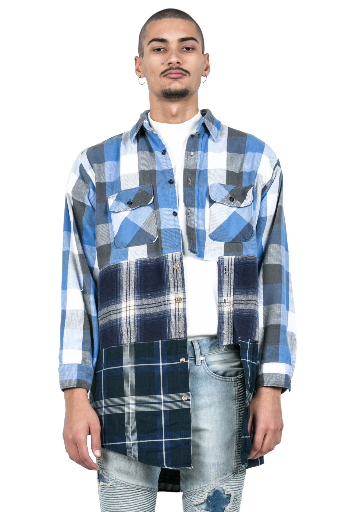SHORT EXTENDED FLANNEL