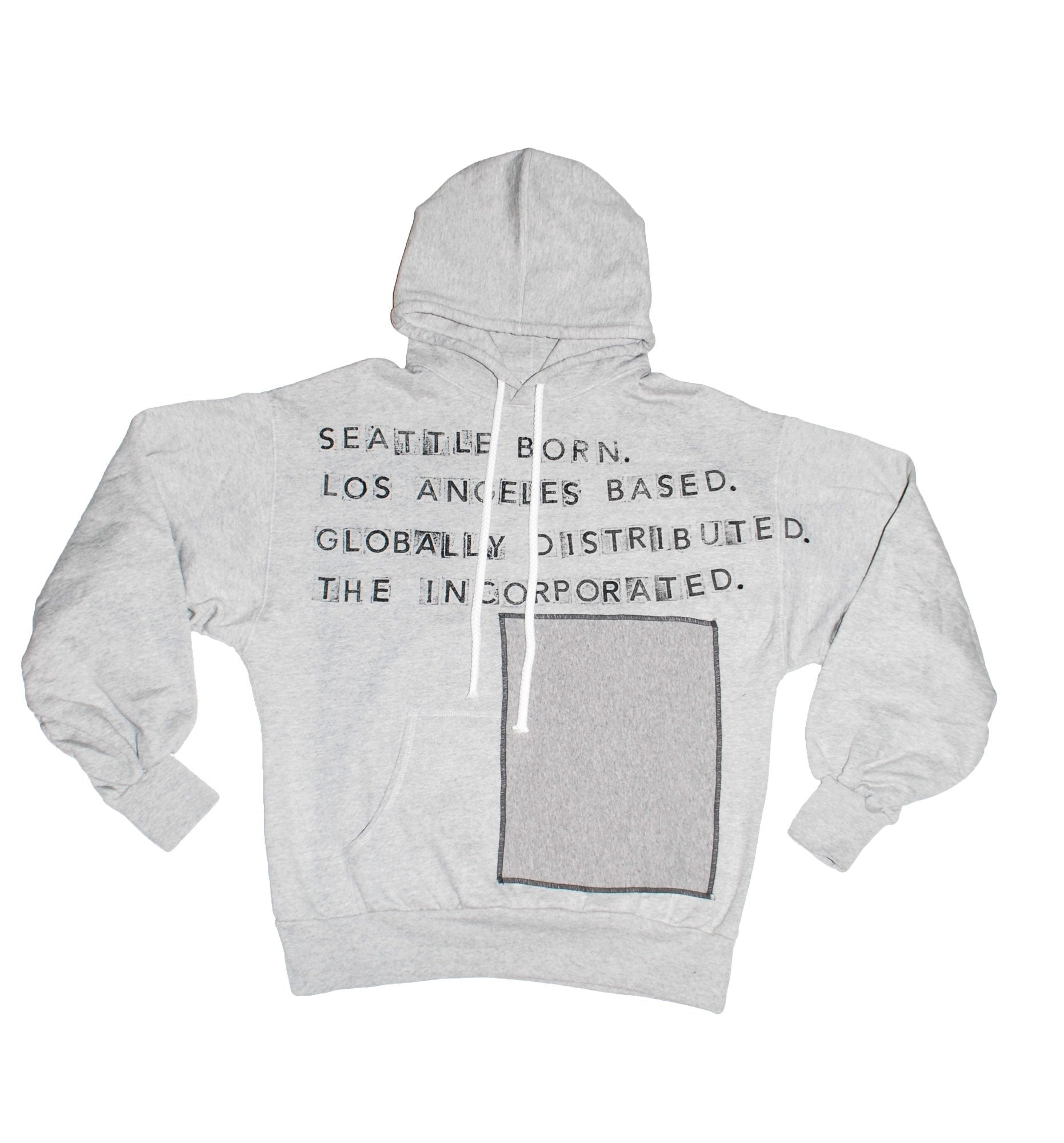 BORN BASED DISTRIBUTED CAPSULE HOODIE - The Incorporated