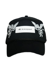"""GOOD Vs. HARD"" TRUCKER HAT - BLACK"