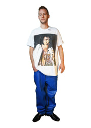 """HEAVY ELVIS"" T-SHIRT (WHITE)"