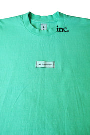 """THE LABEL"" T-Shirt - MINT - The Incorporated"
