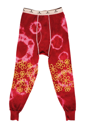 THE @ANITA_VACATION_ THERMAL Leggings / ROSSI RED - The Incorporated