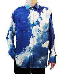 """BLUE SKIES"" OXFORD SHIRT"