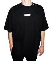 """THE LABEL"" T-SHIRT (BLACK)"