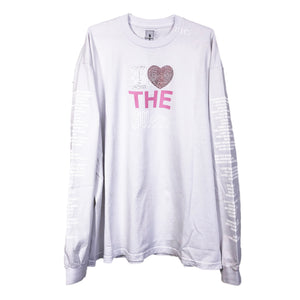 I HEART THE MESS LS T-Shirt by PHX and THE inc.