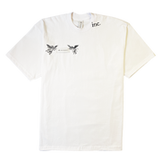"""GOOD Vs. HARD"" T-SHIRT (WHITE)"